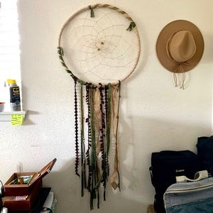 Earthy dreamcatcher